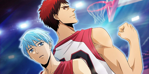 超能力篮球来袭!《黑子的篮球》剧场版即将在国内上映