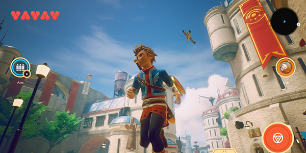 开放世界冒险手游《海之号角2》最新游戏画面曝光