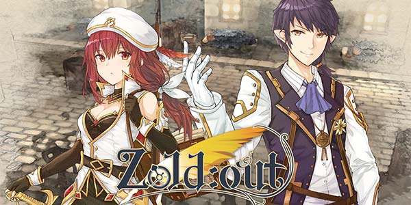 香港独立新作《Zold:out》二测开启 2018未荻最期待的RPG手游