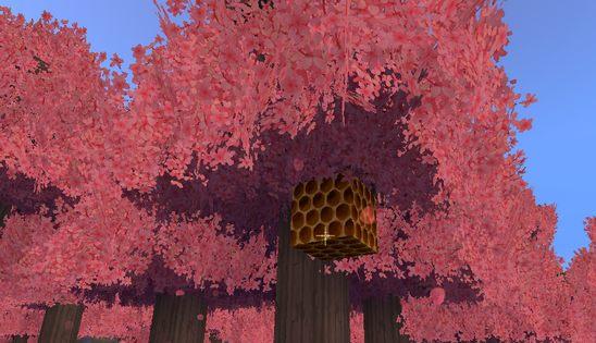 迷你世界蜜蜂