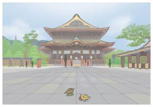 信州善光寺