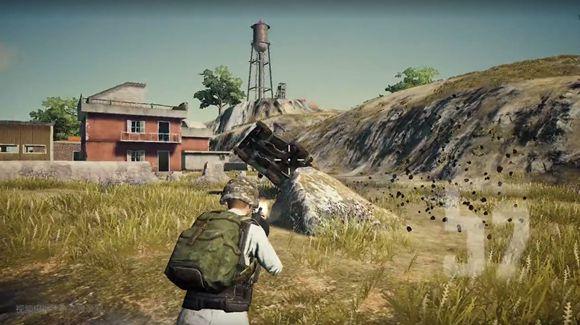 和平精英SKS狙击步枪
