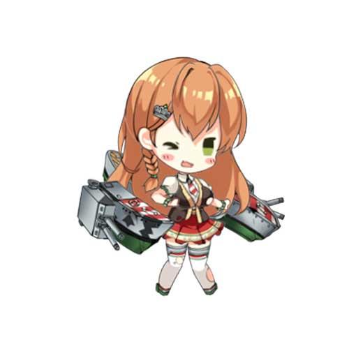 战舰少女r波尔扎诺