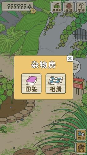 旅行青蛙在哪看明信片