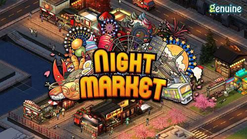 nightmarket  夜市物语