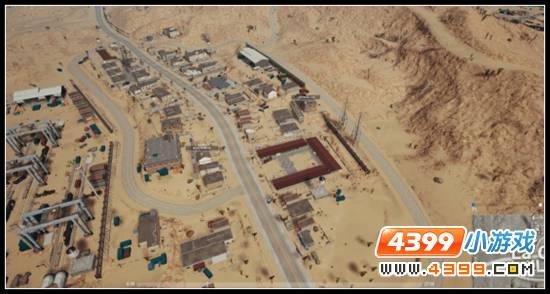 绝地求生沙漠地图La Cobrería解析 La Cobrería南部打法分享