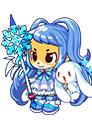 雪影娃娃套装