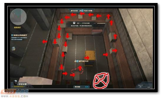 生死狙击极限跳跃玩法攻略