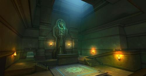 枪火战神哈普苏特神殿绝密攻防要领