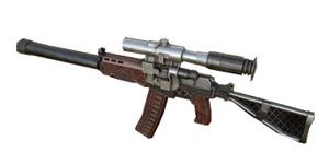 Val狙击枪