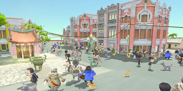 用AR穿越回1930年的台湾成为商业巨头 独立游戏《恒乐町》正在制作中