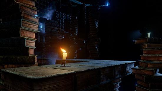蜡烛人游戏画面
