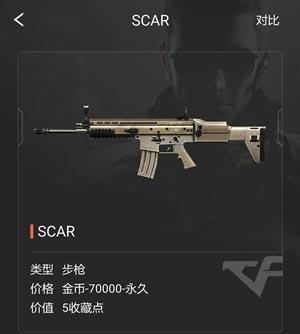 CF手游平民武器5