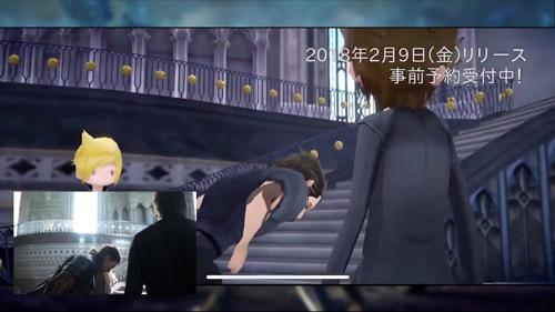 最终幻想15口袋版对比原版