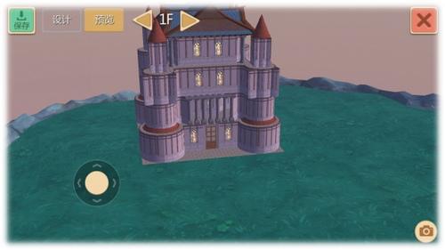 创造与魔法欧式建筑
