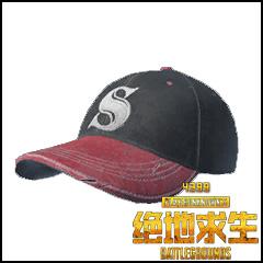 绝地求生经典棒球帽(黑色)展示 经典棒球帽(黑色)获得方式