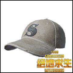 绝地求生经典棒球帽(白色)展示 经典棒球帽(白色)获得方式