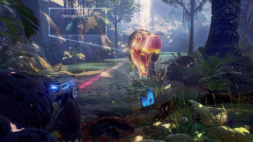 蜗牛数字VR游戏《方舟公园》3月22日三大平台全球发售-4399小游戏