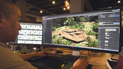 蜗牛数字VR游戏《方舟公园》3月22日三大平台全球发售