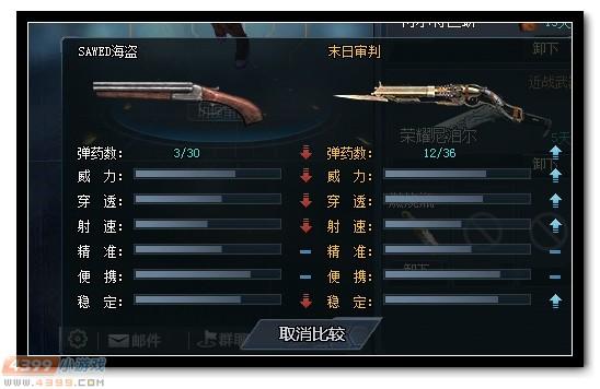 生死狙击SAWED海盗详细评测