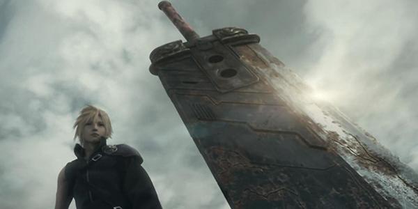 玩家全尺寸还原《最终幻想7》克劳德大刀 原材料竟是塑料泡沫