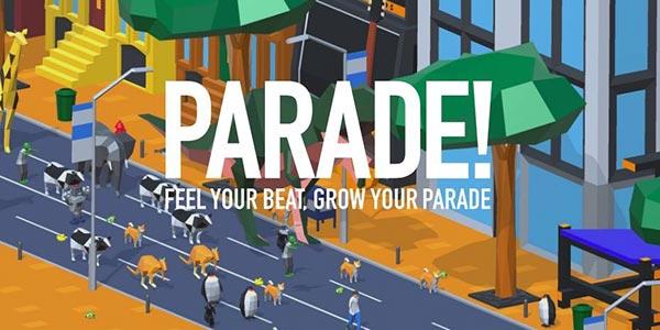 魔性音游《PARADE!》已开启预约 在普通的动次打次中普通的摇