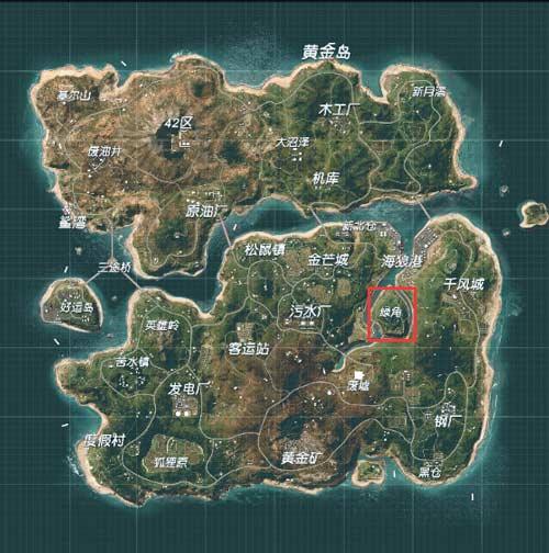 终结者2地图攻略