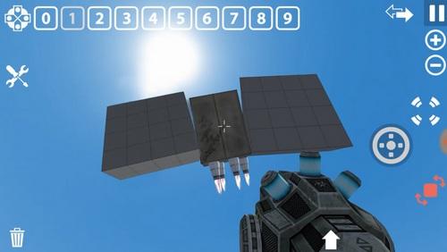 我是创造者飞机火箭