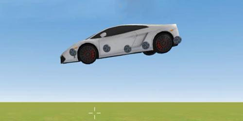 我是创造者空中飞车怎么做