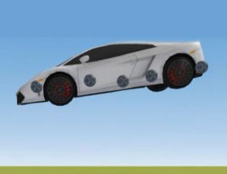 我是创造者空中飞车怎么做 SimpleBox2车子怎么飞起来