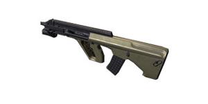 荒野行动AUG突击步枪怎么样 AUG突击步枪属性解析