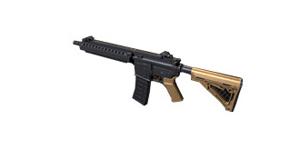 荒野行动M27突击步枪怎么样 M27突击步枪属性解析