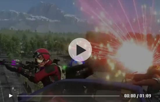 H1Z1载具新模式宣传视频