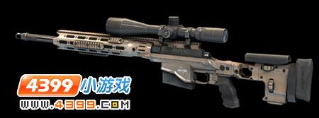 MSR狙击步枪