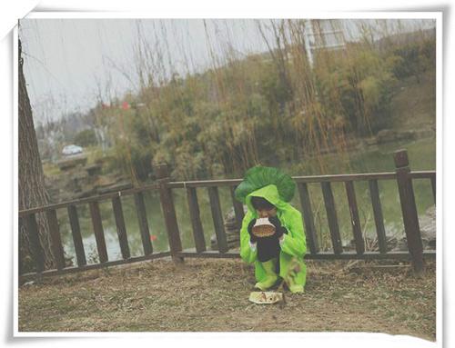 旅行青蛙COS