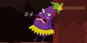 史小坑的黑暗料理茄子王怎么打