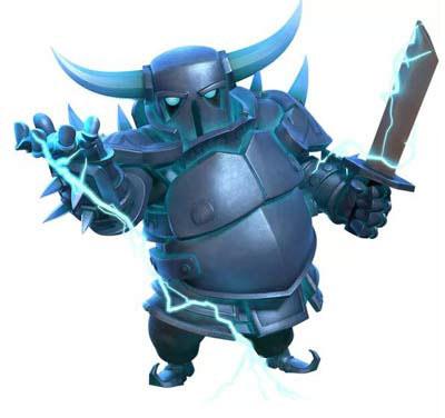 部落冲突3月更新预告:夜世界8本、新建筑新兵种