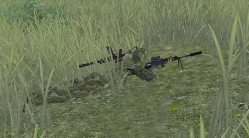 荒野行动枪械