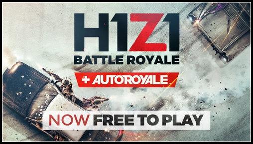 H1Z1永久免费开放 已购玩家可获得感谢包