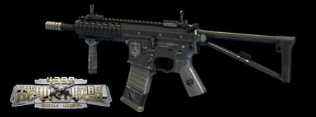 战地联盟武器KACPDW冲锋枪属性 KACPDW冲锋枪评分