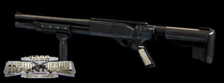 战地联盟武器870MCS霰弹枪属性 870MCS霰弹枪评分