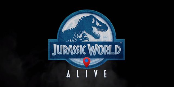 AR手游《侏罗纪世界Alive》曝光 现实世界捕捉恐龙GO!