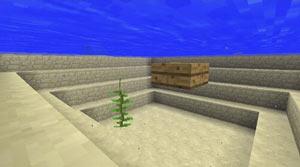 水下半砖取得开发进展!我的世界最新内容抢先看