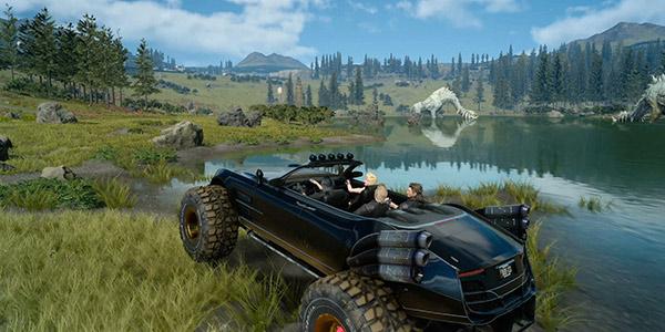 《最终幻想15》简体中文版上架Steam 画质大进化 好评率89%