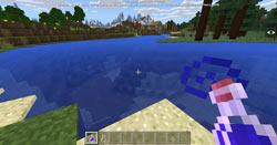 水域更新的实体鱼和海带!我的世界水域最新快照