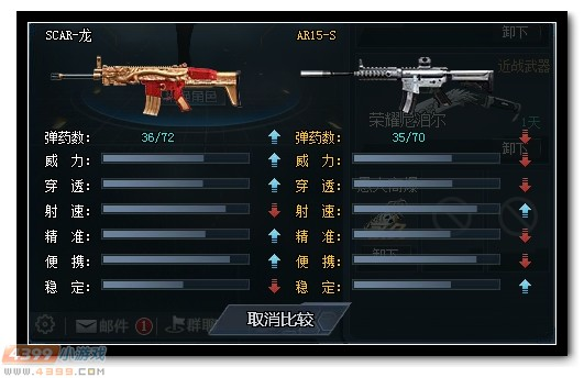生死狙击AR15-S评测