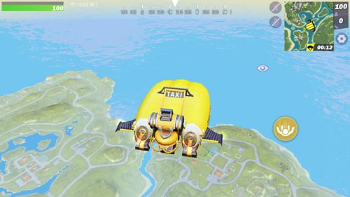 堡垒前线跳伞技巧