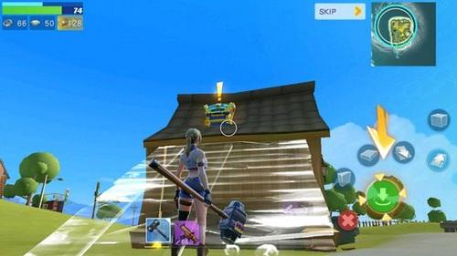 堡垒前线游戏截图曝光