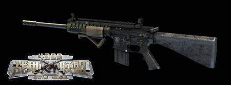 战地联盟BEOWULF.50步枪属性 BEOWULF.50步枪伤害