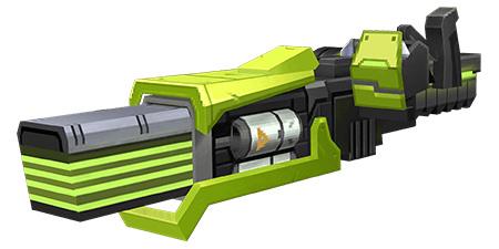孤岛先锋电磁炮武器介绍 孤岛先锋手游武器解析